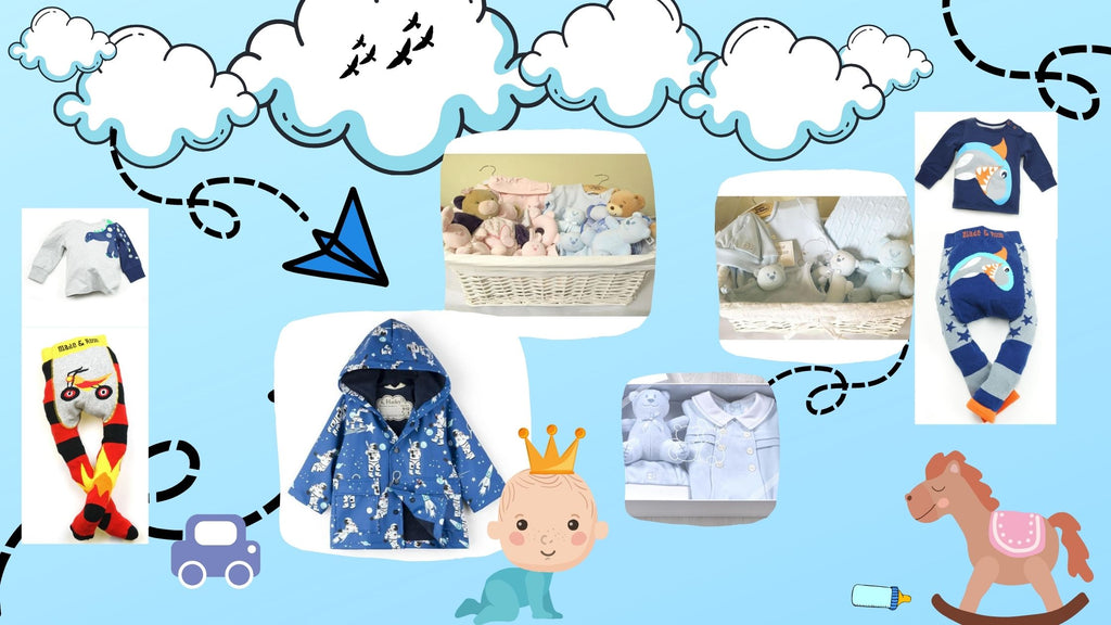 Baby Boy Clothes | Little Whispers