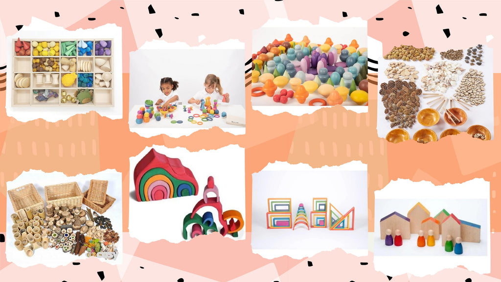 Open Ended & Heuristic Toys | Little Whispers