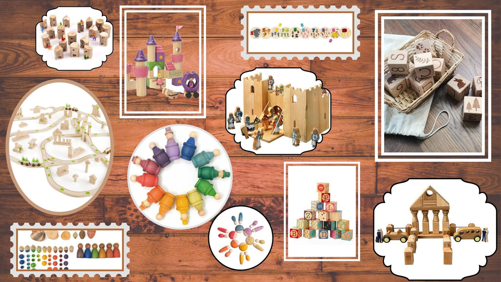 Wooden Toys | Little Whispers