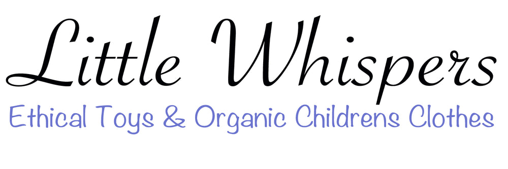 Little Whispers Ethical Toys & Organic Children's Clothes