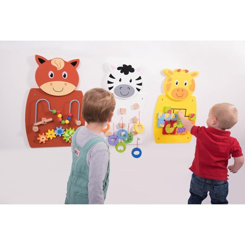 Activity Wall Panel Set - Little Whispers