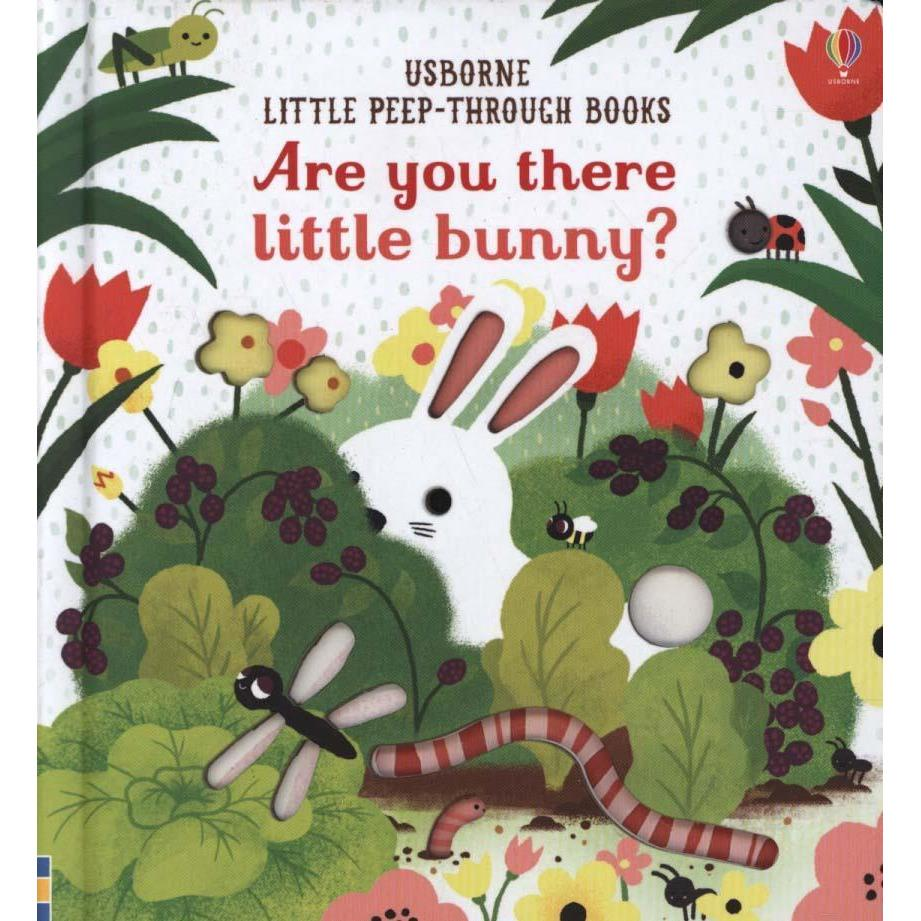 Are You There Little Bunny Story Sack - Little Whispers