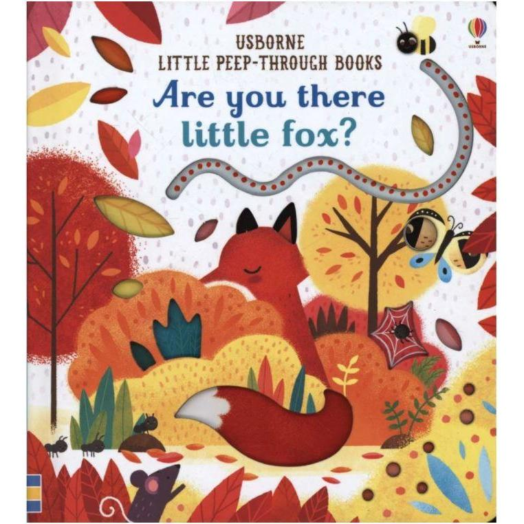 Are You There Little Fox? - Little Whispers