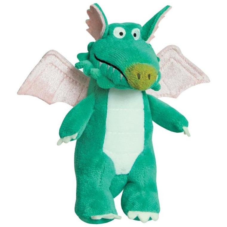 Aurora Zog the Green Dragon Soft Toy - Little Whispers