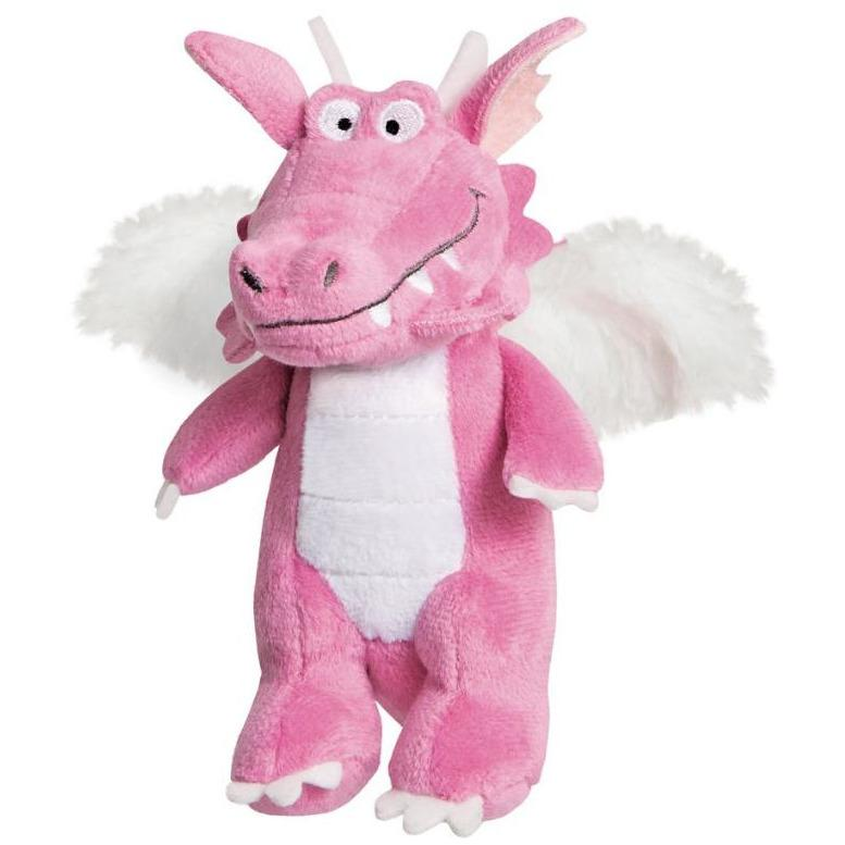 Aurora Zog the Pink Dragon Soft Toy - Little Whispers