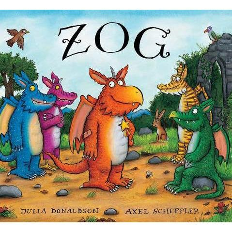 Bedtime Story With Zog - Little Whispers
