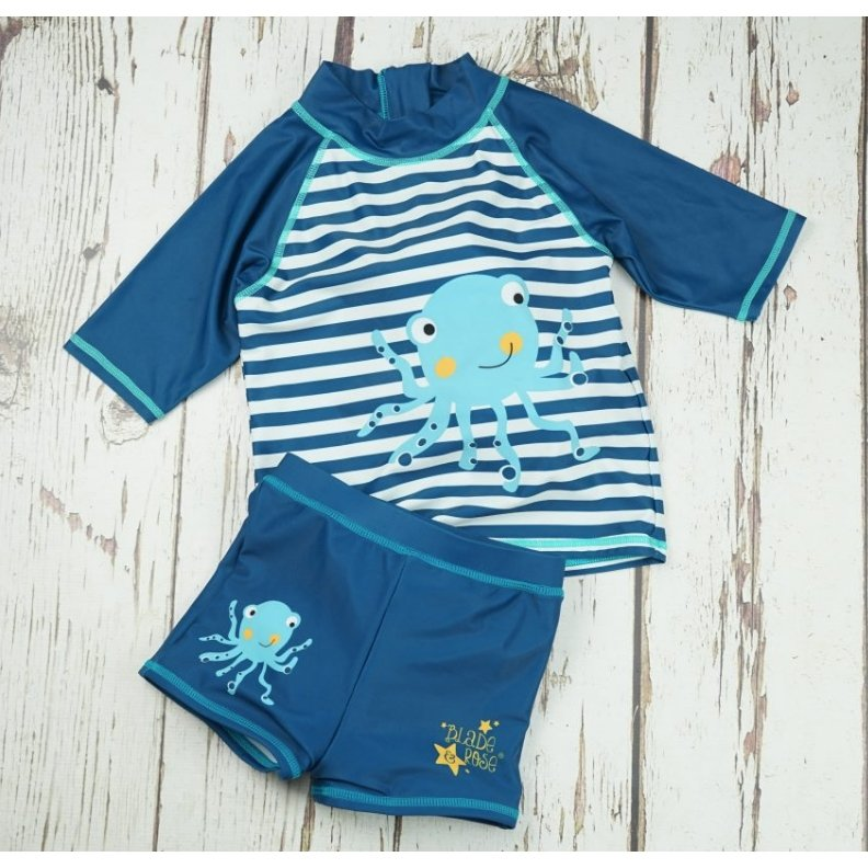 Blade And Rose Swim Octopus Top And Shorts - Little Whispers