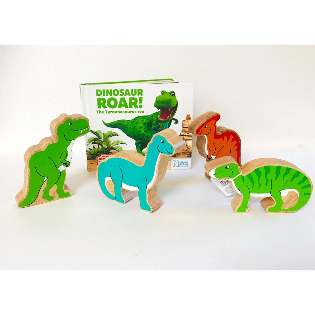 Dinosaur Roar Story Sack - Little Whispers