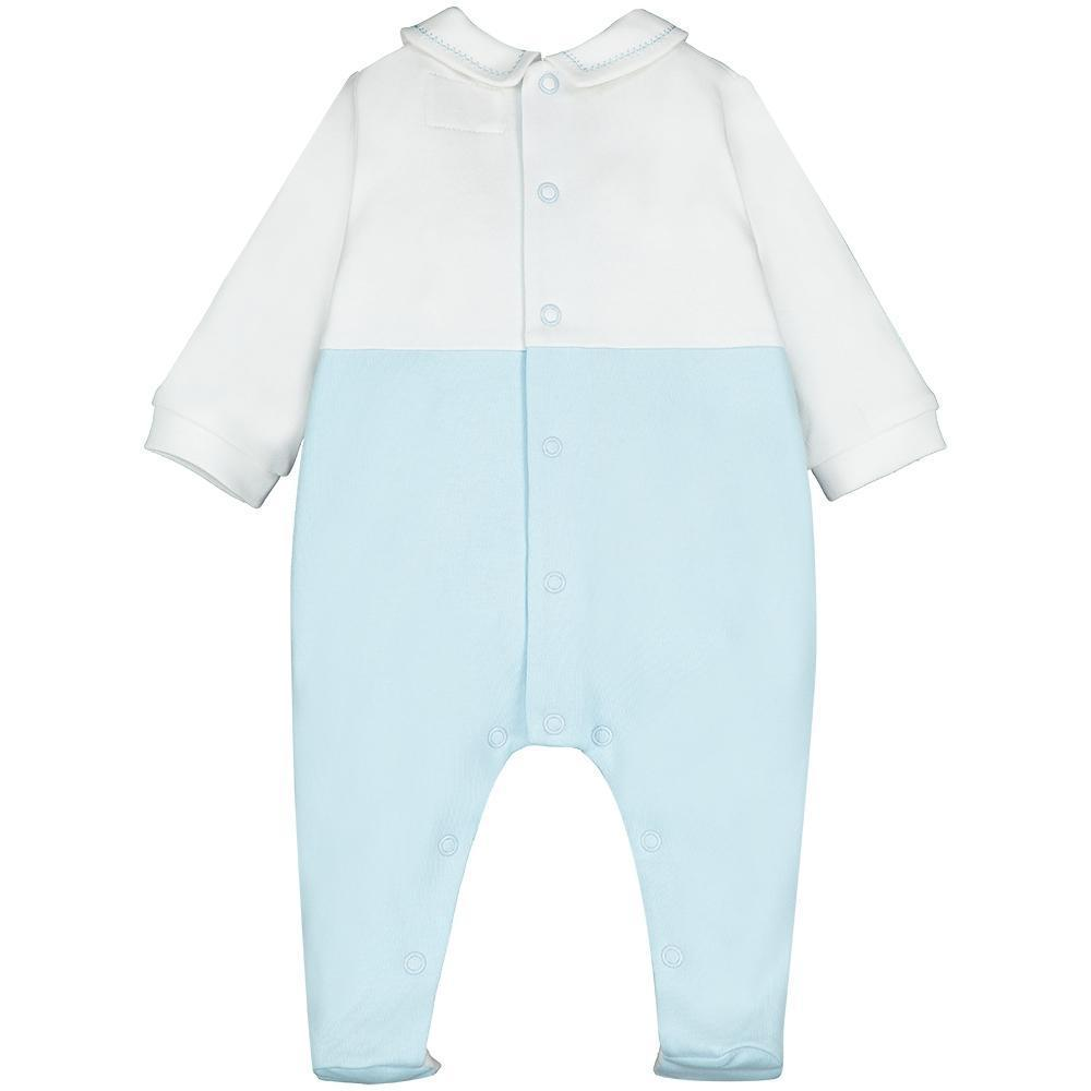 Emile et Rose Sonny Sleepsuit and Hat - Little Whispers