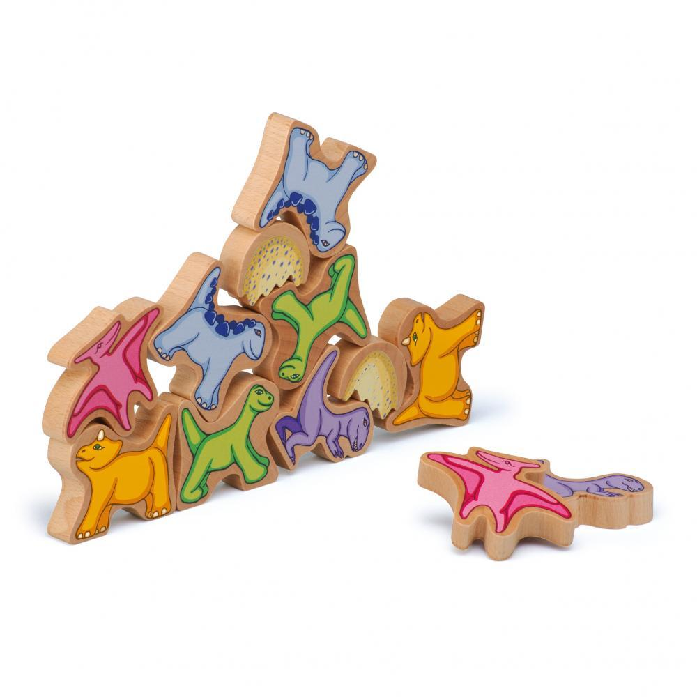 Erzi Stacking Dinosaur Set - Little Whispers