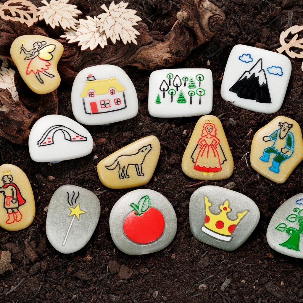 Fairy Tale Story Stones - Little Whispers
