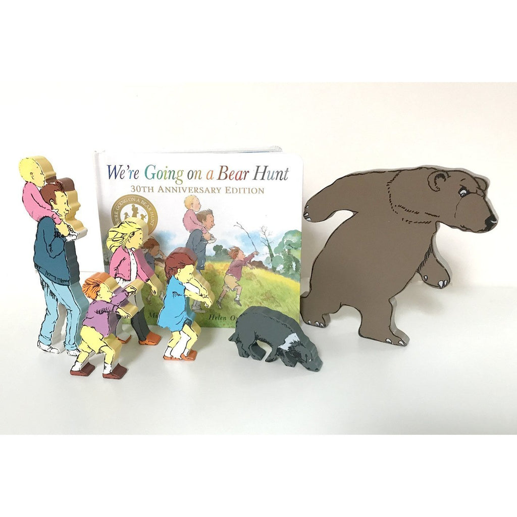 Going On A Bear Hunt Story Sack - Little Whispers