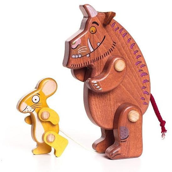 Gruffalo And Mouse Figure - Little Whispers