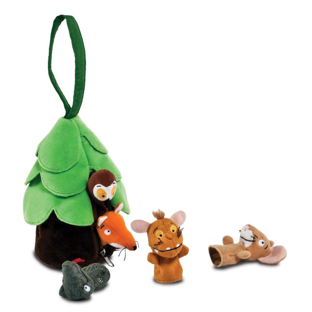 Gruffalo's Child Finger Puppets House - Little Whispers