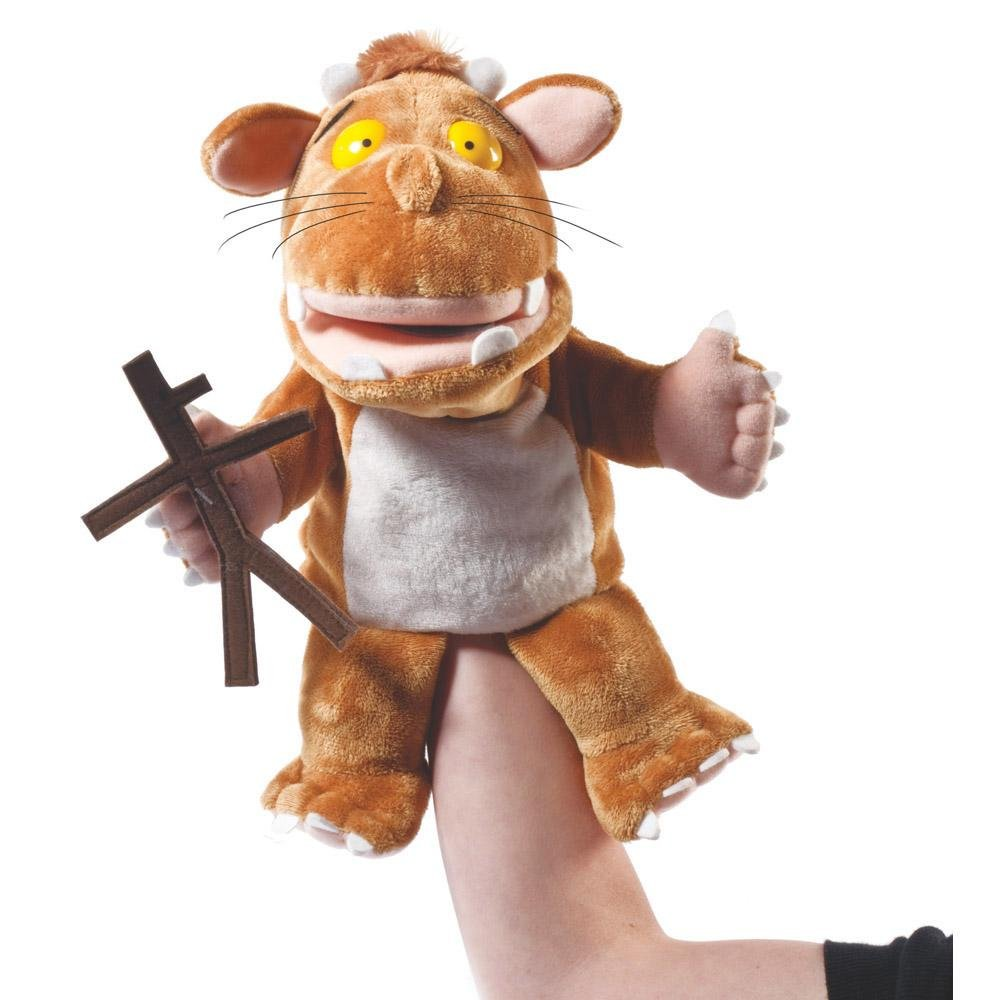 Gruffalo's Child Hand Puppet - Little Whispers