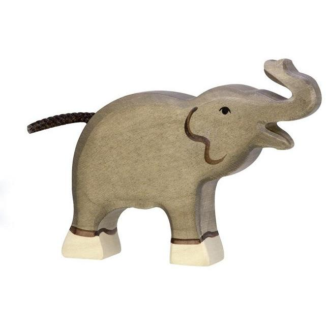 Holztiger Small Elephant 80150 - Little Whispers