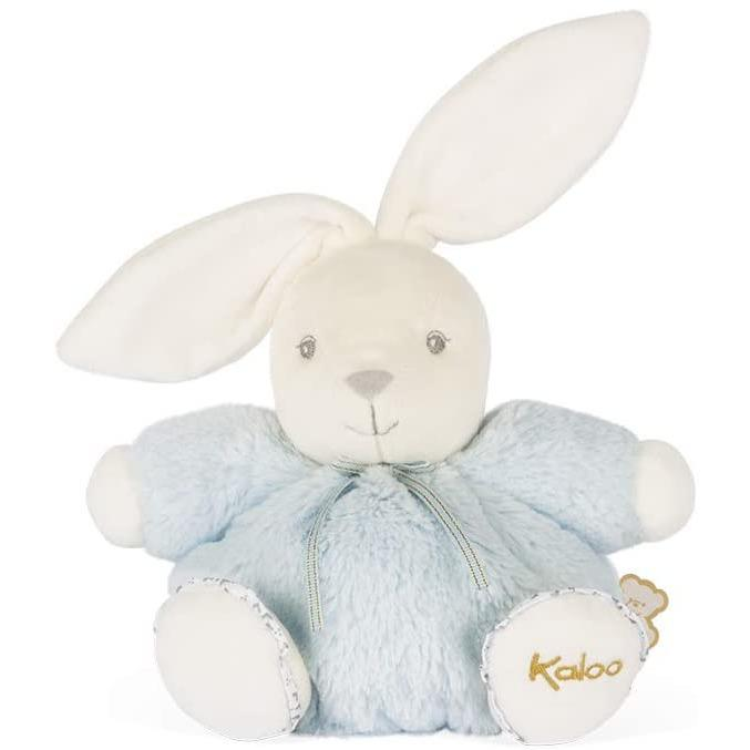 Kaloo Perle New Chubby Rabbit Blue - Little Whispers