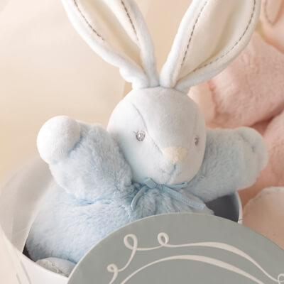 Kaloo Perle Small Rabbit Blue - Little Whispers
