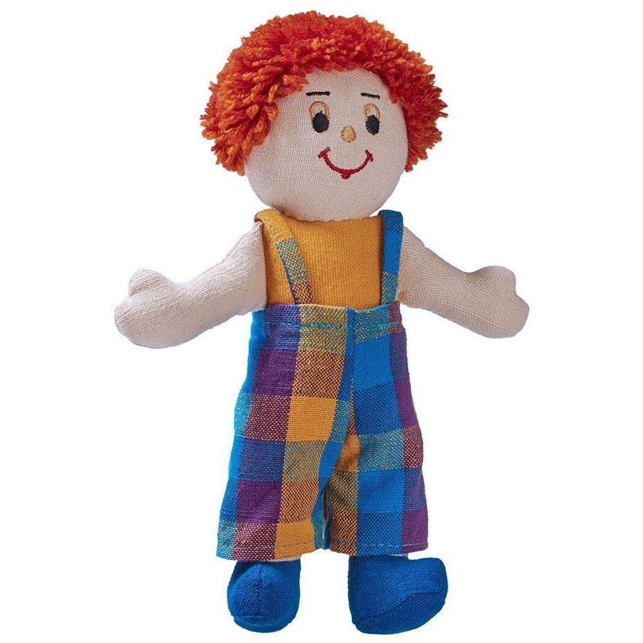 Lanka Kade Boy Doll - White Skin, Red Hair - Little Whispers