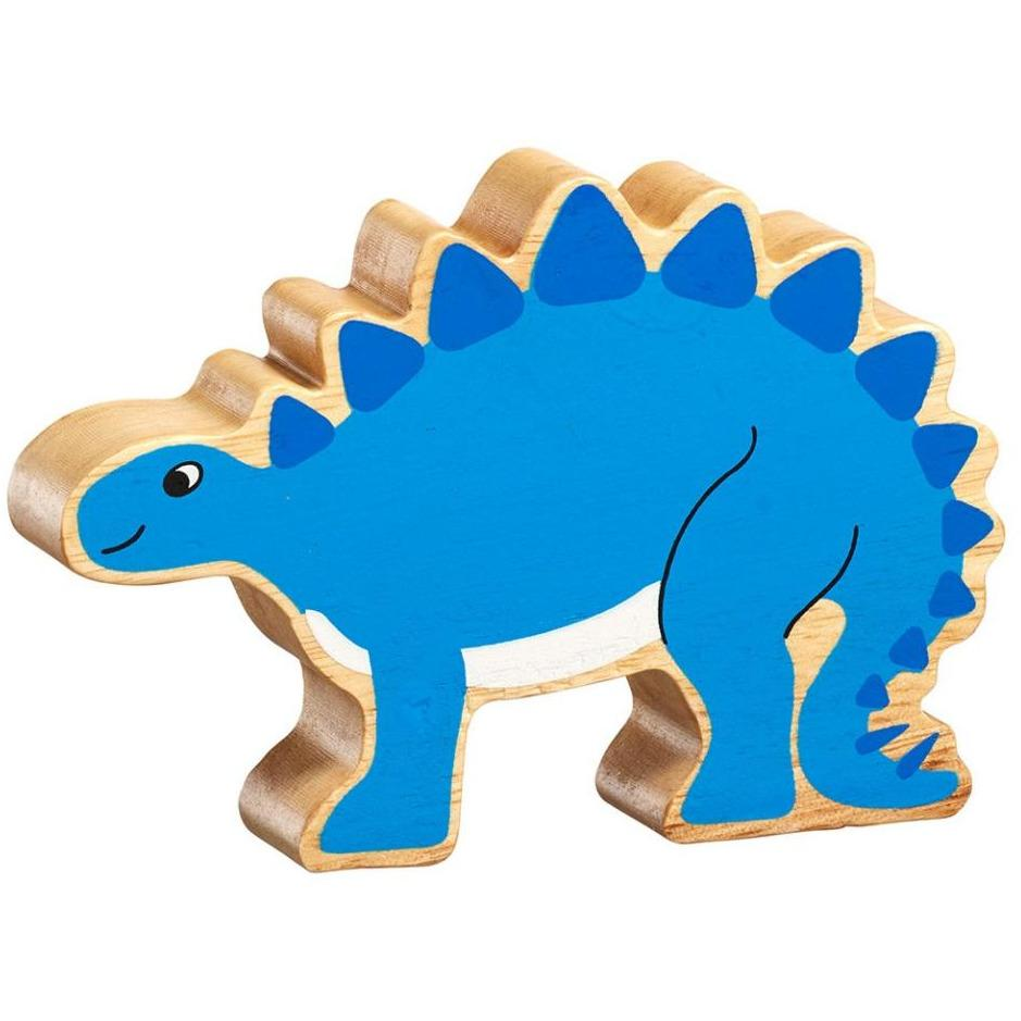 Lanka Kade Natural Blue Stegosaurus - Little Whispers