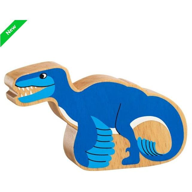 Lanka Kade Natural Blue Utahraptor - Little Whispers