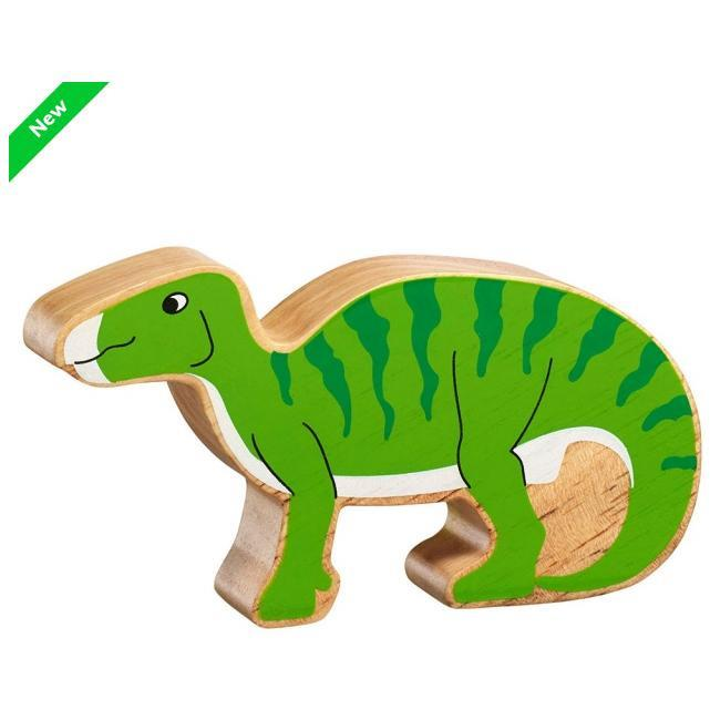 Lanka Kade Natural Green Iguanodon - Little Whispers
