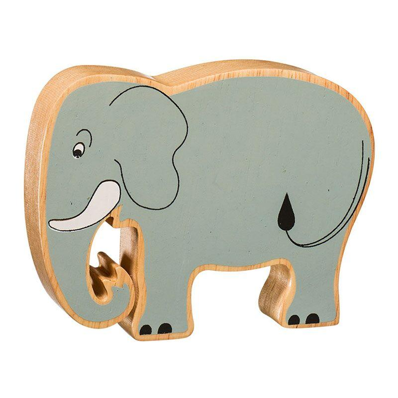 Lanka Kade Painted Elephant - Little Whispers