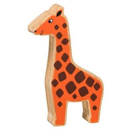 Lanka Kade Painted Giraffe - Little Whispers