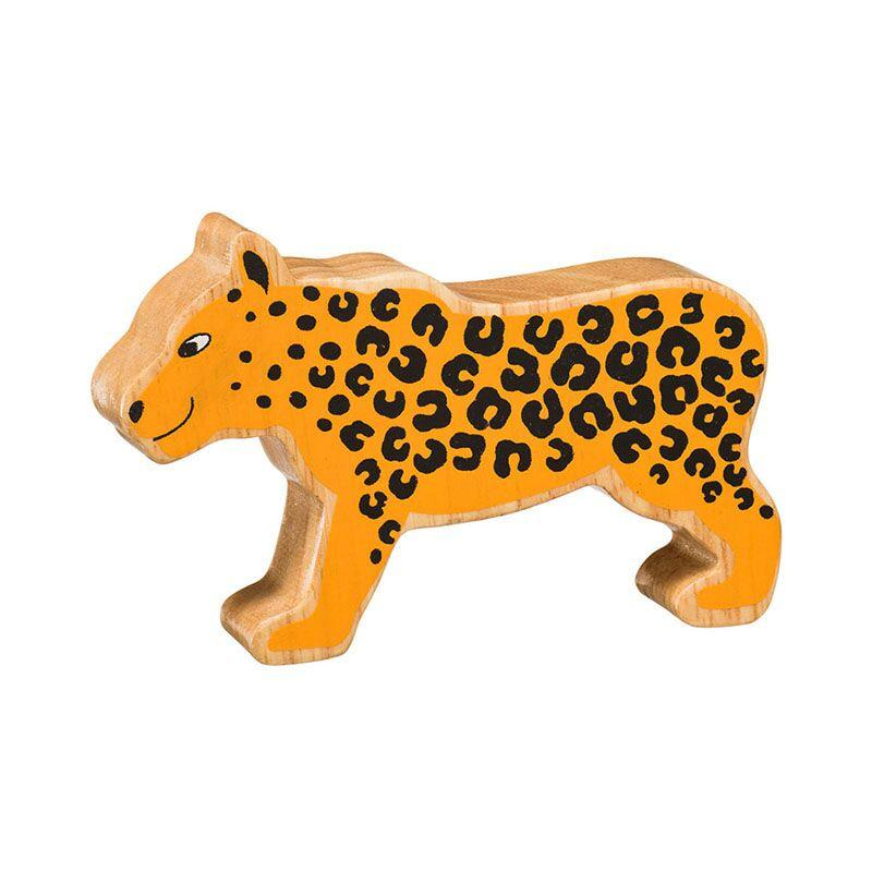 Lanka Kade Painted Leopard - Little Whispers