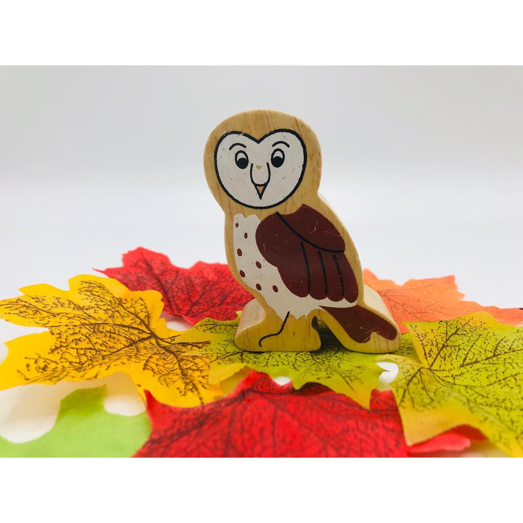 Lanka Kade Painted Owl - Little Whispers