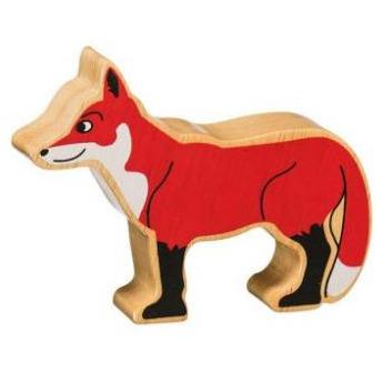 Lanka Kade Painted Red Fox - Little Whispers