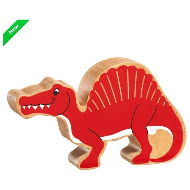 Lanka Kade Natural Red Spinosaurus - Little Whispers