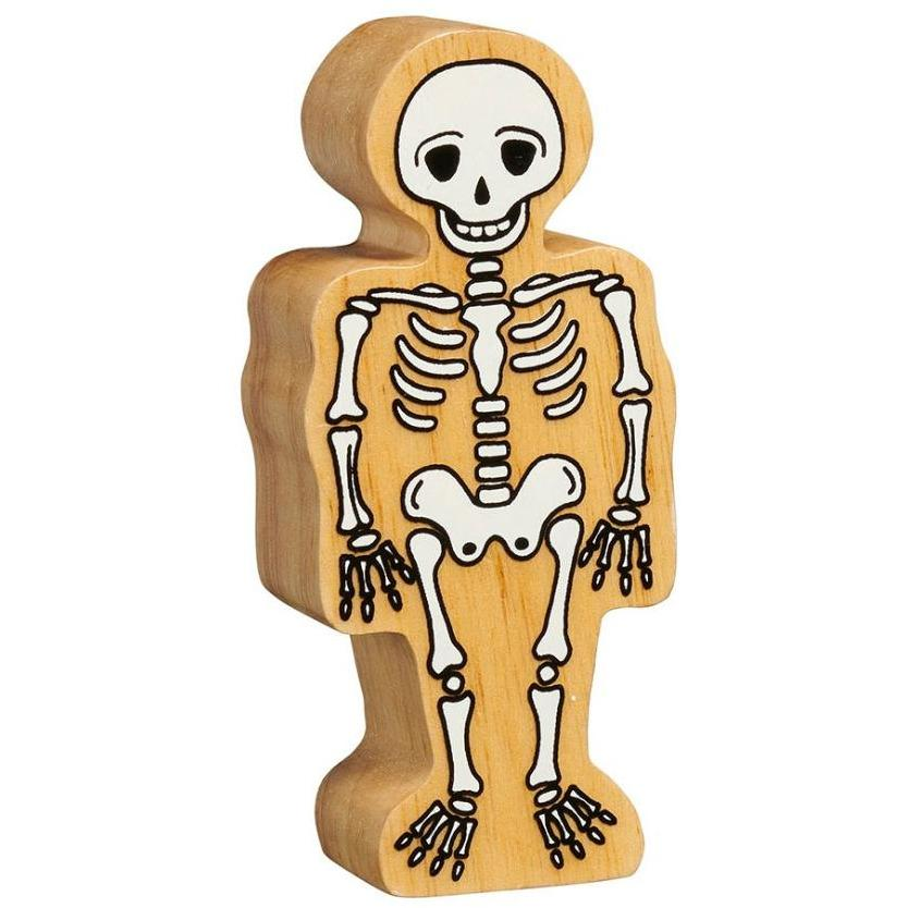 Lanka Kade Wooden Skeleton - Little Whispers