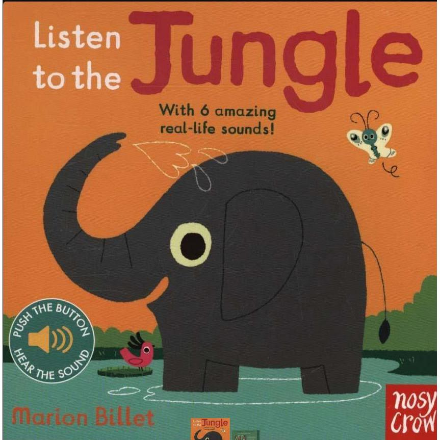 Listen To The Jungle Story Sack - Little Whispers