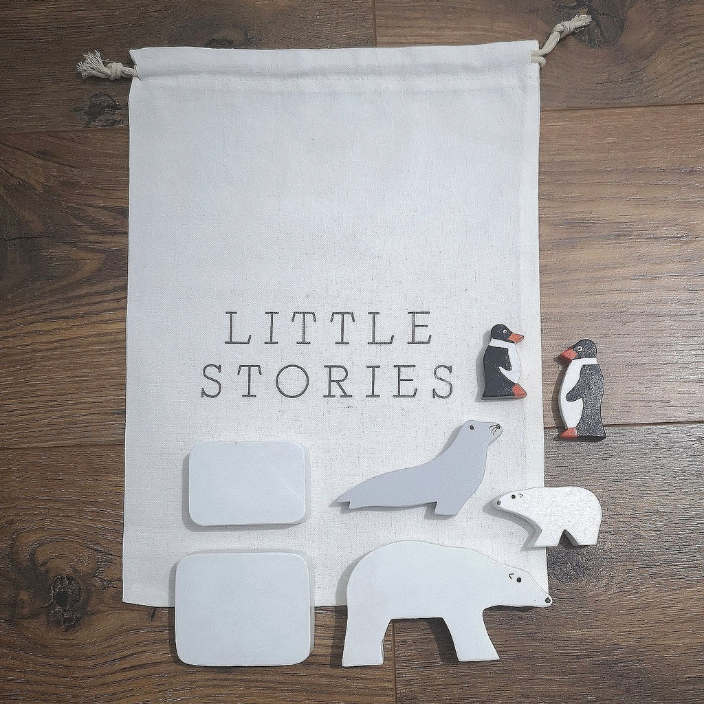 Little Stories Artic Adventures - Little Whispers