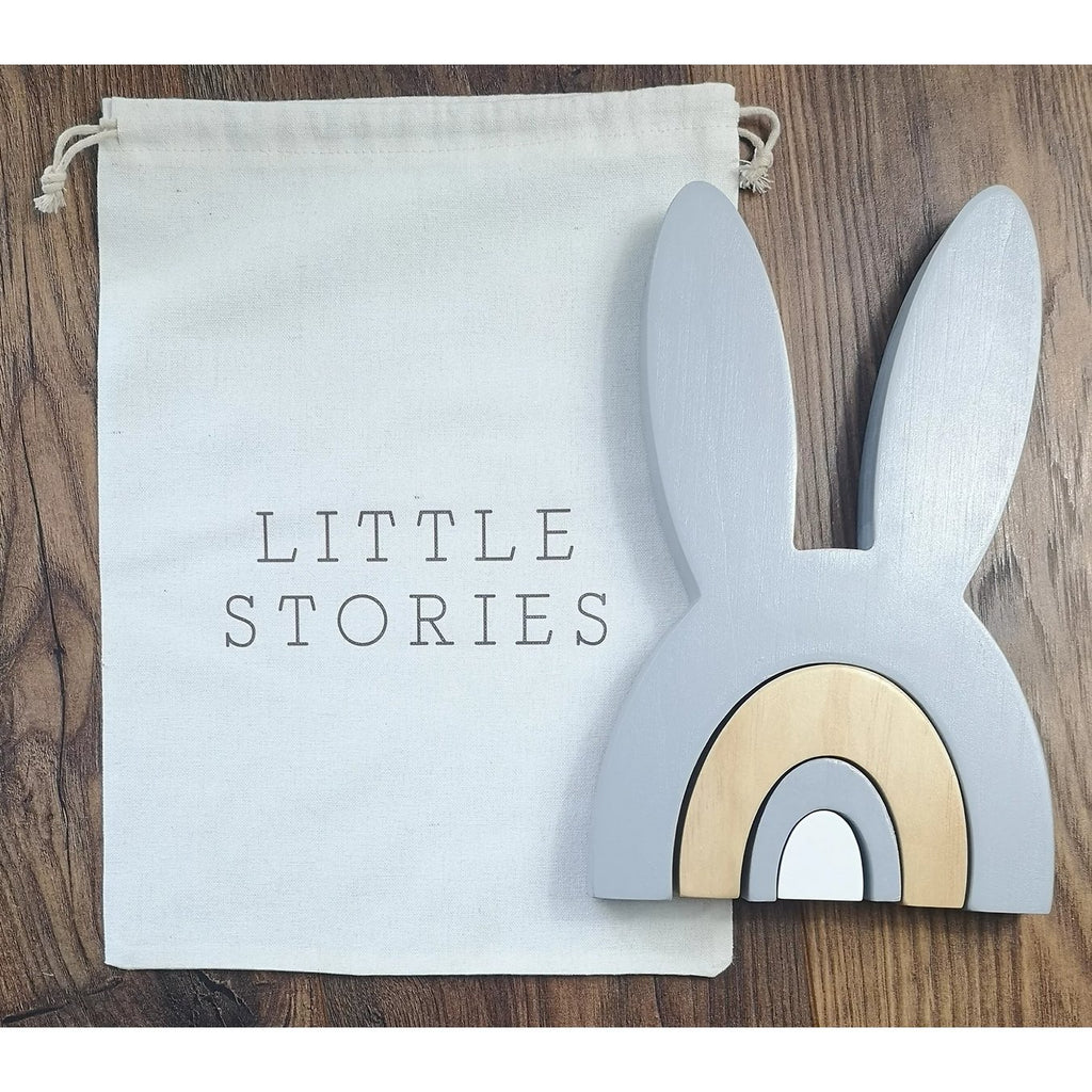 Little Stories Woodland Puzzle Toy - Little Whispers