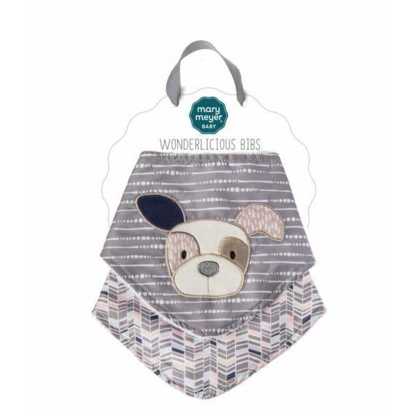 Mary Meyer Decco Pups Bibs - Little Whispers