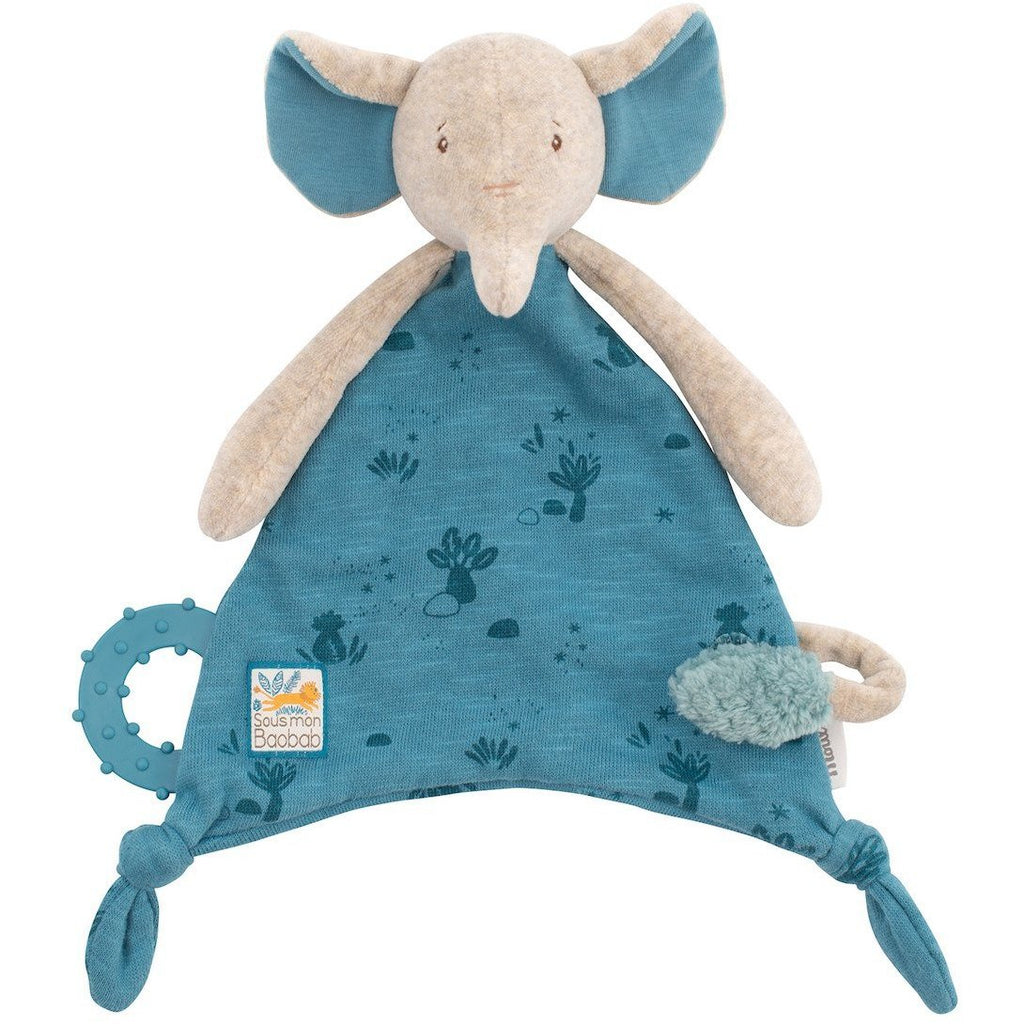 Moulin Roty Elephant Comforter - Little Whispers