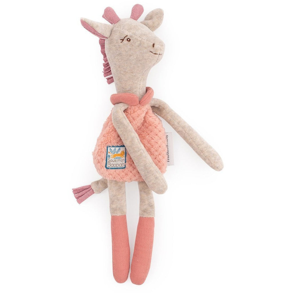 Moulin Roty Giraffe Rattle - Little Whispers