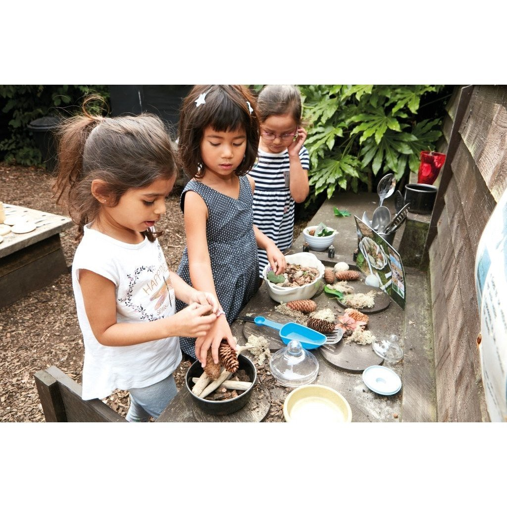 Mud Kitchen Activity Cards - Little Whispers