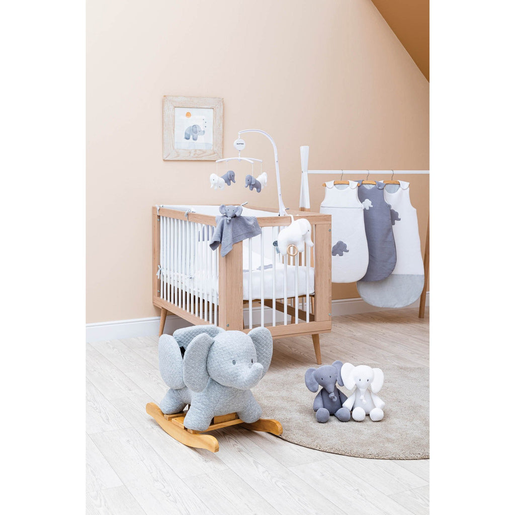 Nattou Tembo Elephant Rocker - Little Whispers
