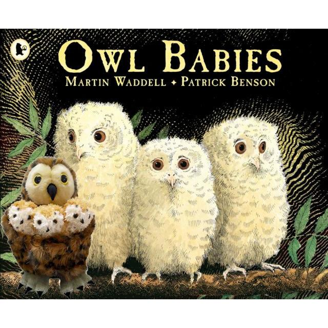 Owl Babies Story Sack - Little Whispers