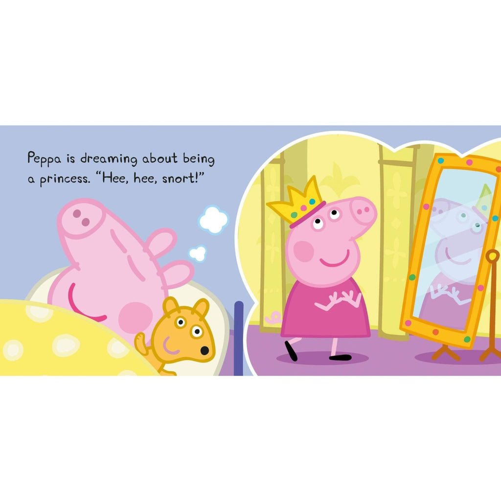 Peppa Pig 'Bedtime Little Library' Story Sack - Little Whispers