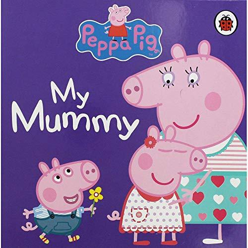 Peppa Pig 'My Mummy' and Family Story Sack - Little Whispers