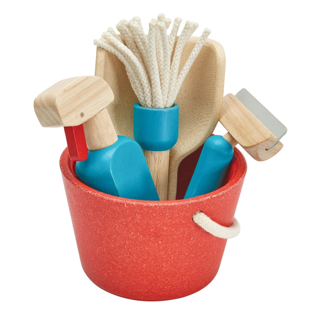Plan Toys Cleaning Set - Little Whispers