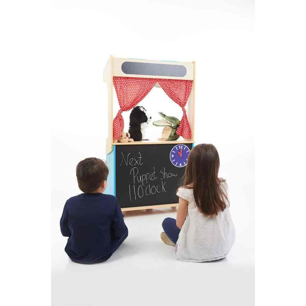 Play Shop And Theatre 2 In 1 - Little Whispers