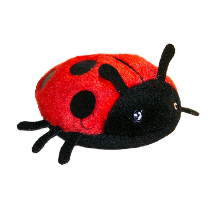 Puppet Company Ladybird Finger Puppet - Little Whispers