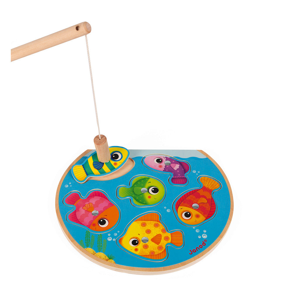 Janod Speedy Fish Puzzle - Little Whispers