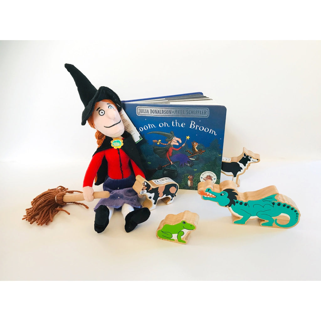 Room on the Broom Story Sack - Little Whispers