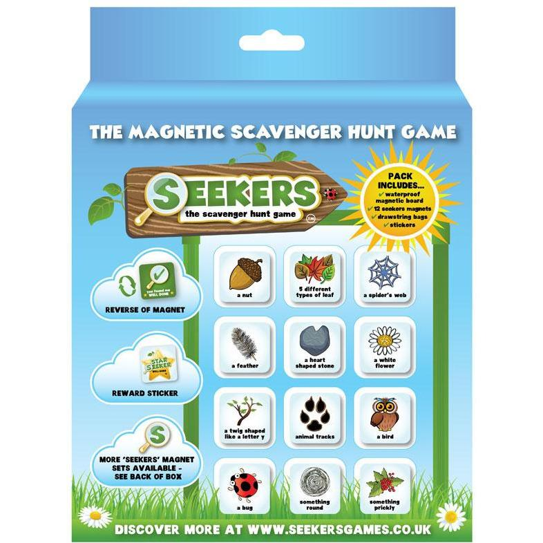 Seekers Nature Trail Starter Kit - Little Whispers